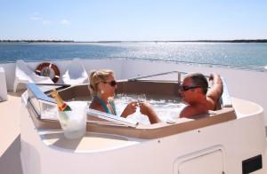 1Coomera Houseboats Aegean Family (6)