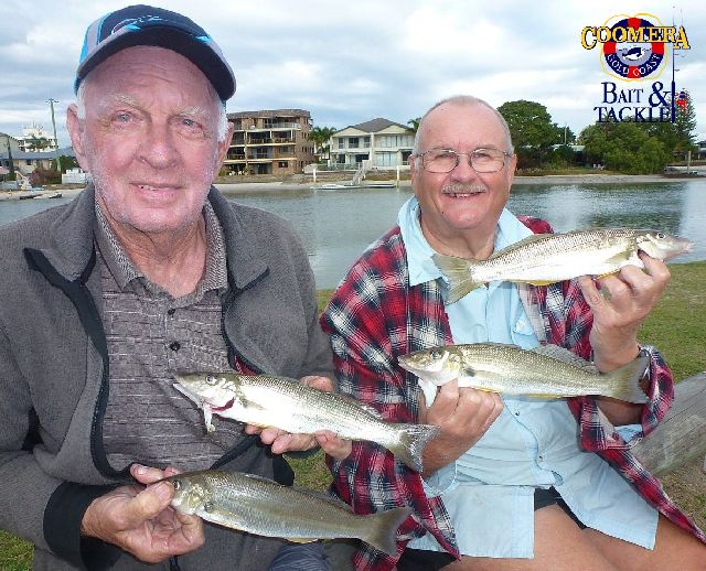 Pete & Snowy Whiting Aug 16