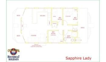 Sapphire Lady full