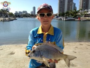 Rebecca Fishing Report Friday 17 March 2017 (1)